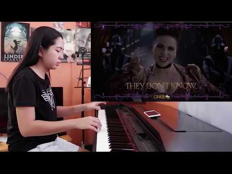 Love Doesn't Stand A Chance Once Upon A Time (piano cover by Gillian Rose)