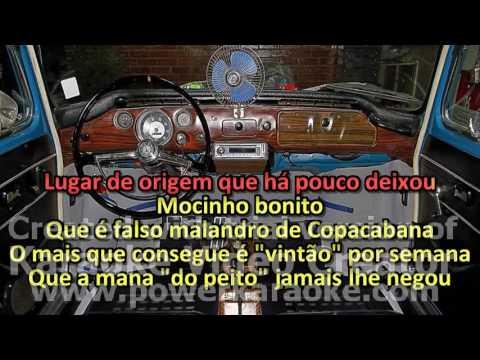 DORIS MONTEIRO   KARAOKE, VIDEOKE   MOCINHO BONITO