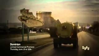 Доминион / Dominion (1 сезон) - Промо #2 [HD]