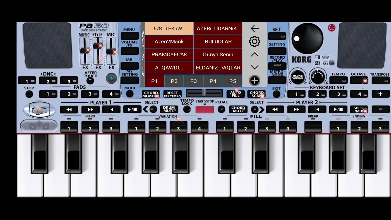 Korg Pa50 Apk Full Indir Youtube