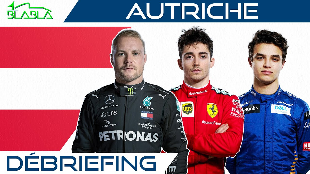 Grand-Prix Autriche 2020 - BLABLA F1