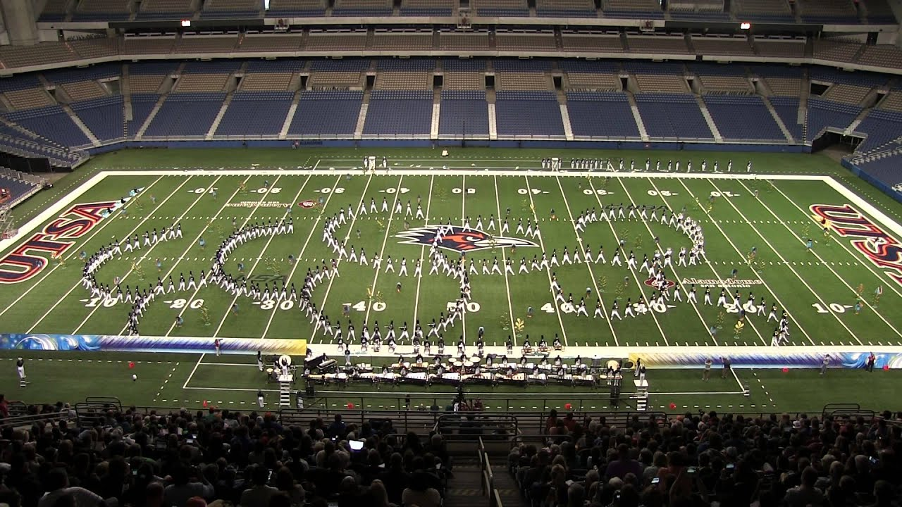 Duncanville High School Band - 2014 UIL 6A State Marching Contest