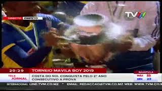 Torneio Mavila Boy 2019: Costa Do Sol conquista pelo 2º ano consecutivo a prova
