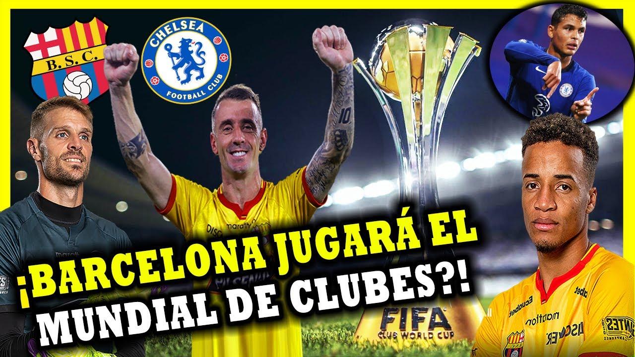 Download (BOMBAZO) 😮 BARCELONA SPORTING CLUB EN EL MUNDIAL DE CLUBES 2021?! BSC CLASIFICARÍA POR REGLAMENTO