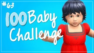 The Sims 4 | 100 Baby Challenge: PLEASE POTTY! [63] | Mousie