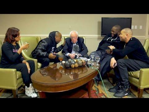 Senator Bernie Sanders Interview at The Breakfast Club Power 105.1 (02/29/2016)