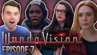 Marvel Studios' WandaVision Episode 7 Reaction / Commentary! BREAKING THE FOURTH WALL!!