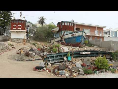 LUDERITZ - NAMIBIA VIDEO 2014