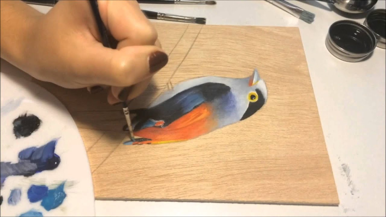 Pinturas para pintar madera elegant imagen titulada paint - Pintura para pintar madera ...