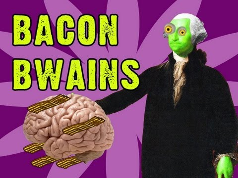 ASK ZGW #5: Bacon Bwains!!!