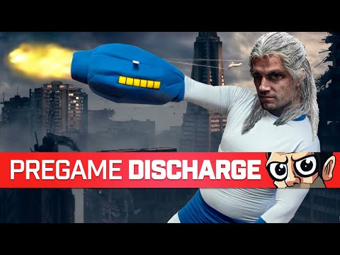 The Witcher Netflix-thing will make you slurp up that Cavill bathwater! | Pregame Discharge 105