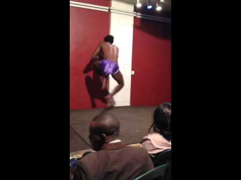 Ricky Fire  - Kutambisa one  Male Dance version