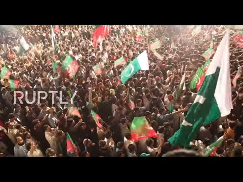 Pakistan: Imran Khan leads huge PTI rally against corruption in Islamabad