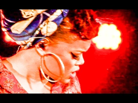 Andra Day Live - Off & Onstage 2016 @Jam'in'Berlin #14