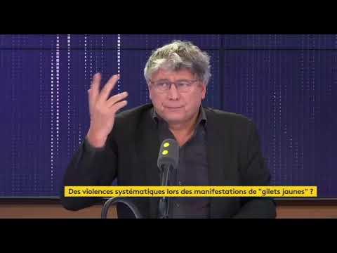 🚨 Eric Coquerel demande la démission du Préfet Lallement sur France Info