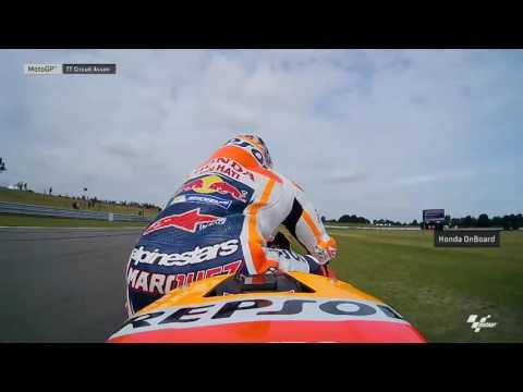 #DutchGP: Honda OnBoard