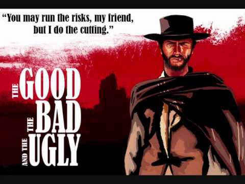Old west song(the good the bad and the ugly)