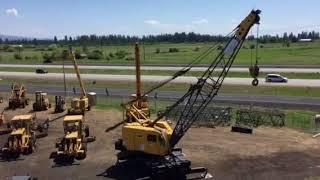 Video still for J.Stout Holds Heavy Equipment Auction in Spokane