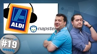 Aldi Musik-Streaming | Verseuchte Apple-Apps | Fritz hat schlechte Nachrichten - Tech-up Weekly #19