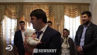 В многодетной семье Яхьяевых  родился 10-й ребенок