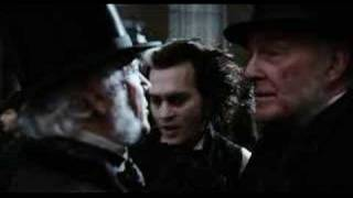 Sweeney Todd First Trailer