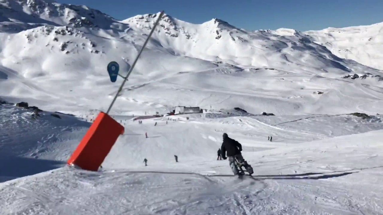 Snowtrike in Val Thorens