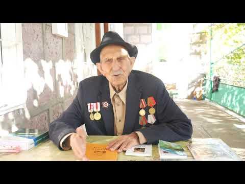 Tahir Hakimov's memories