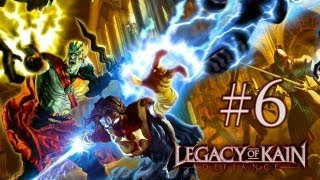 Legacy of Kain: Defiance #6 [Колонны Носгота]