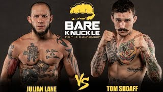 Free Full Fight! Julian Lane vs. Tom Shoaff | BKFC 6