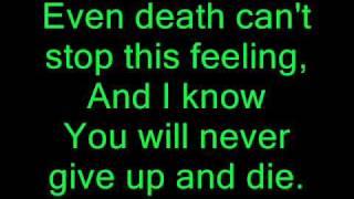 Repeat youtube video Elena Siegman - Lullaby for a dead man Lyrics