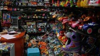 Кыргызские дети страдают от игрушек из КНР (новости)