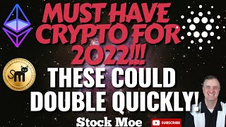 BEST CRYPTOCURRENCY TO INVEST IN 2021 -  BEST ALTCOINS TO BUY - ETHEREUM & CARDANO PRICE PREDICTION