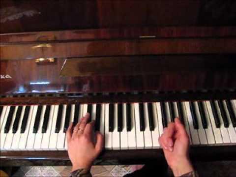 5. Уроки на пианино без нот. Виктория Юдина