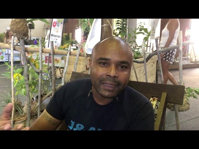 Interview de l'organisateur du Salon La Ferme en ville