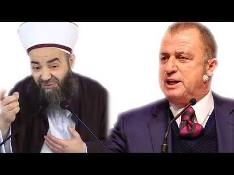 Cübbeli Ahmet'ten Fatih Terim'e sert tepki