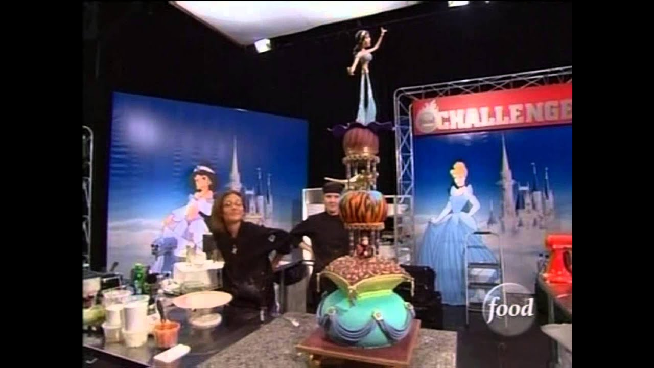 Cake Competition Food Network