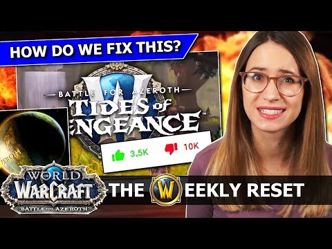 The FURY Of The Playerbase Over 8.1! Backlash & Journey To The Dark Side Of Azeroth: WoW BfA News