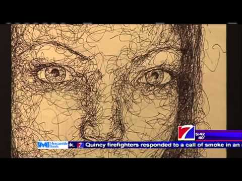 Expressing yourself through art- KHQA's Lauren Kalil