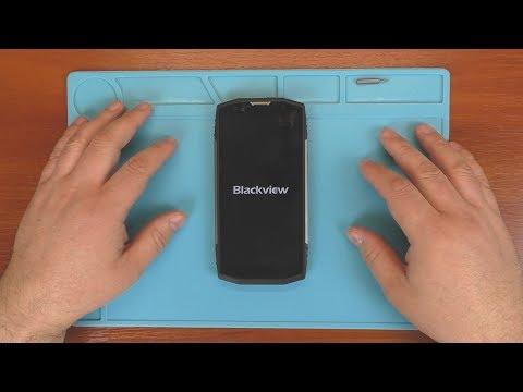 Blackview BV9000 //РАЗБОР смартфона, ОБЗОР изнутри// Лечим КОСЯК  микрофона