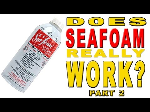 Seafoam test does it really work pt 2 the proof youtube for What is seafoam motor treatment