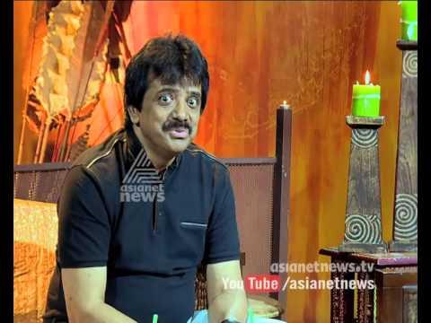Music director Sharreth and singer Sreenivas chat show   Onam Special
