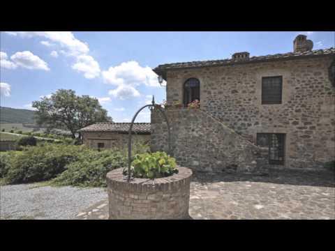 6 Bedroom Luxury Villa in Montalcino, Tuscany with Private Swimming Pool - Villa Renieri