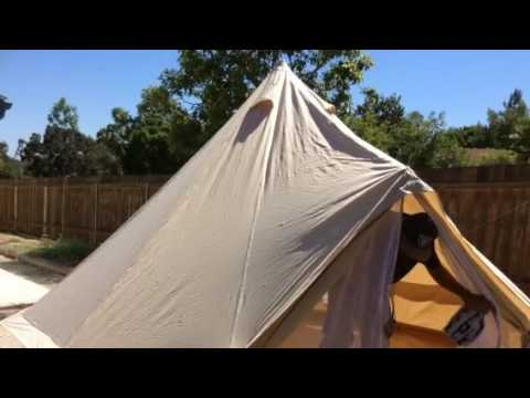 Coolest Tent EVER!!! (Created with @Magisto & Glamcamping!!! Coolest Tent EVER!!! (Created with @Magisto - YouTube
