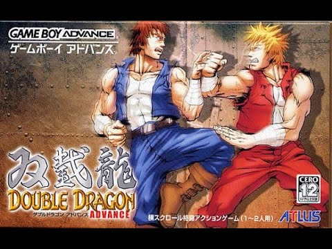Test double dragon advance GBA  Hqdefault