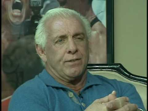 Ric Flair On Life Of Wrestling