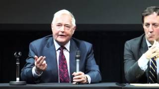 MLI's Sir John A. Macdonald Celebration: The panel