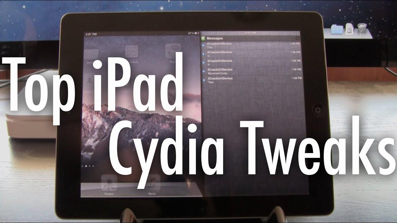 Top 5 Best Cydia Tweaks, 2012 - iPad iOS 5 1 1 Edition