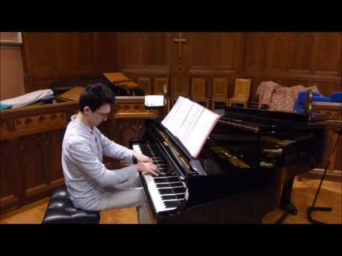 The Elder Scrolls IV: Oblivion ~ Concert for Solo Piano ~ Part Two