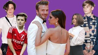 David and Victoria Beckham's kids: Everything you need to know about them