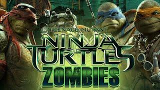TEENAGE MUTANT NINJA TURTLES ZOMBIES (Part 2) ★ Call of Duty Zombies Mod (Zombie Games)